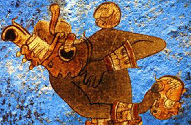 Mayan Blue 56